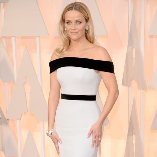Reese Witherspoon's Dress at the Oscars 2015