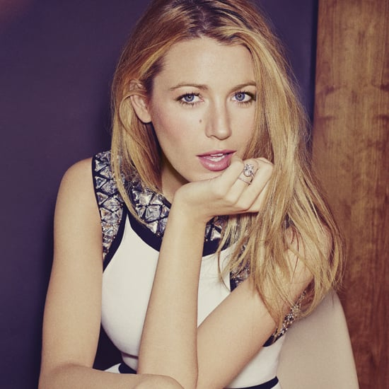 Blake Lively Interview Quotes in Oprah Magazine