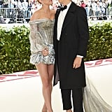 When They Went Public With Their Romance at the 2018 Met Gala