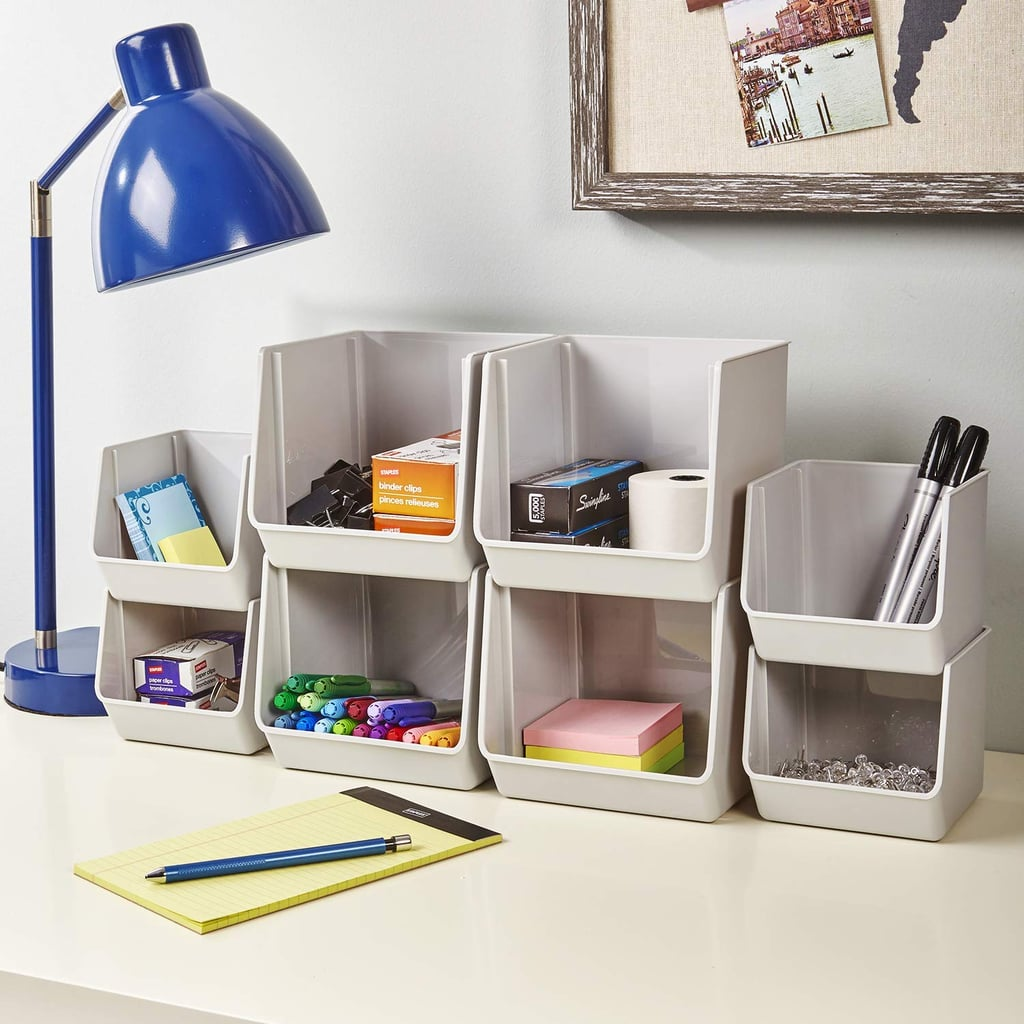 Stacking Organiser Bins