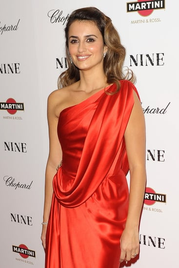 New York Premiere of 'NINE'