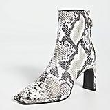 Reike Nen Ribbon Square Thin Boots ($708.38)