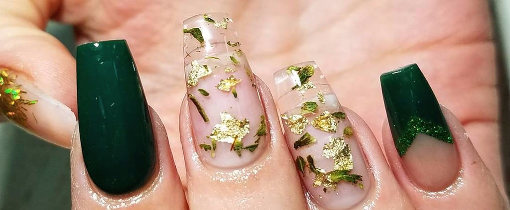 People Are Getting Manicures With Real Weed in Them and Oh My God