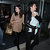 Pictures of Orlando Bloom and Miranda Kerr With Baby Flynn