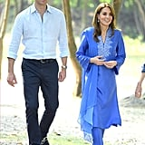 Prince William's Quotes About Princess Diana in Pakistan