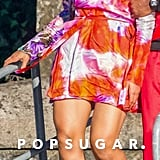 Beyoncé's Tie-Dye Dress Italy 2018