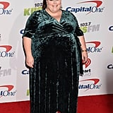Pictured: Chrissy Metz