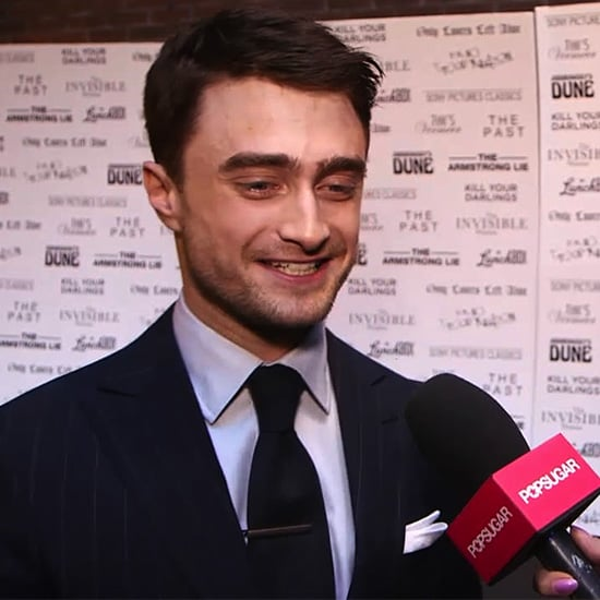 Daniel Radcliffe 2013 Kill Your Darlings Interview (Video)