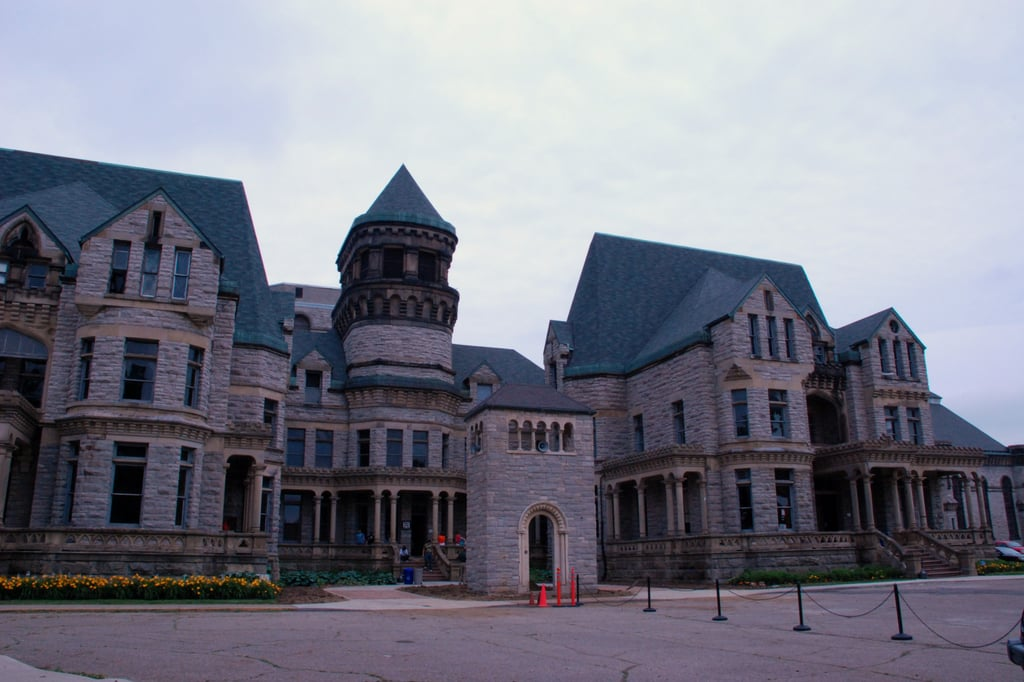 The Ohio State Reformatory: Behavior Punishable by Death