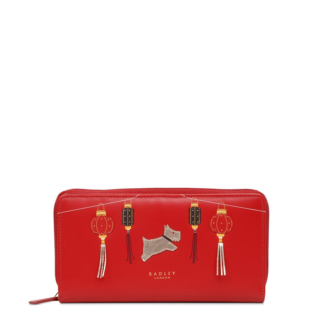Medium Zip Around Purse (£65)