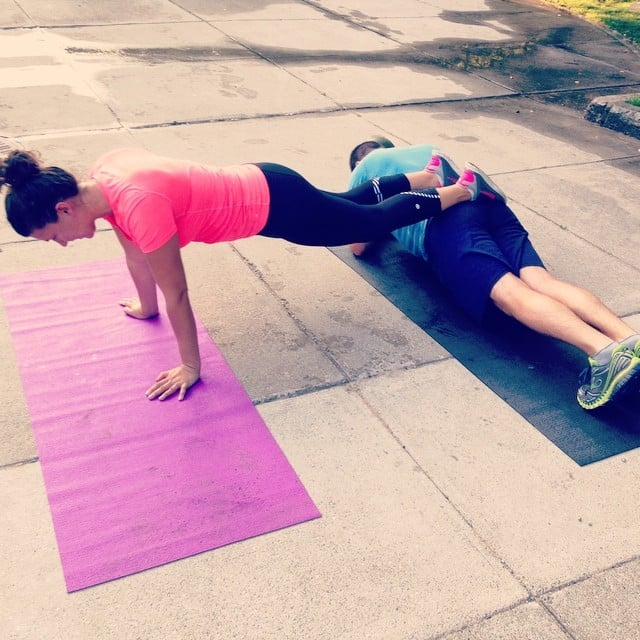 Better With a Friend: Strength-Training Moves That Are More Effective With a Buddy