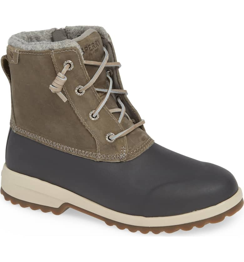 Sperry Maritime Repel Waterproof Bootie