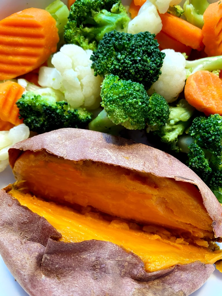 Why Did I Eat Sweet Potatoes Every Day For 1 Month?