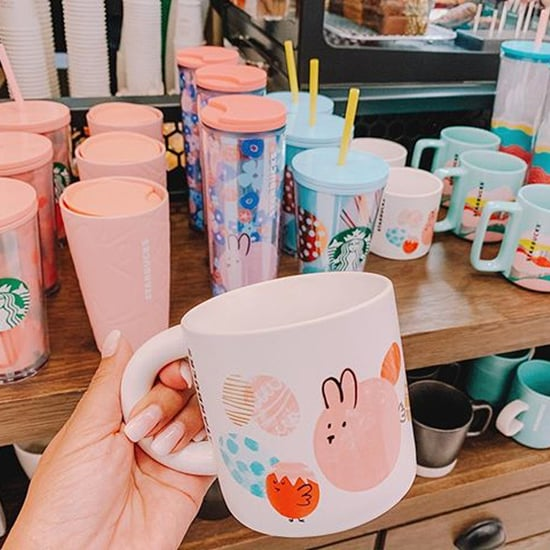 Starbucks Just Dropped New Reusable Cups For Spring