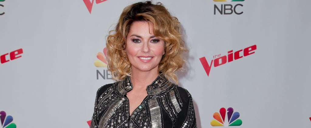 Shania Twain Is Releasing a New Album and, Yeah, I Wanna Scream and Shout