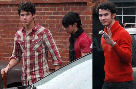 The Jonas Brothers in Nashville
