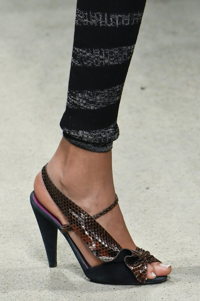 Fall Shoe Trends 2020: Vintage-Inspired Heels