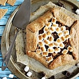Peanut Butter S'mores Galette