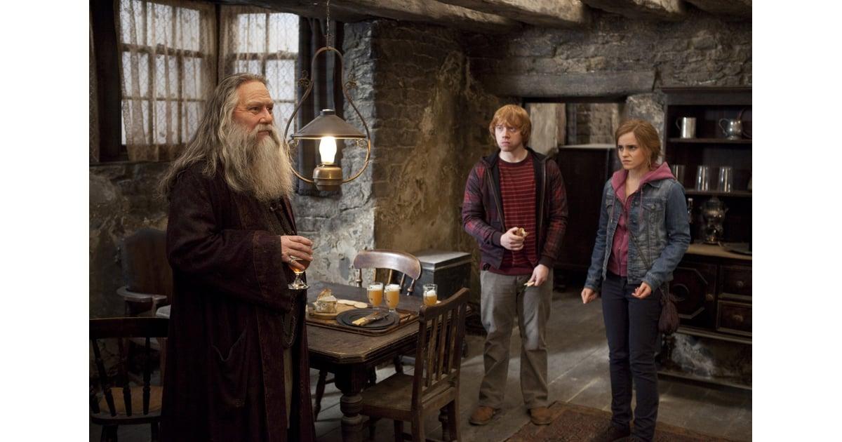 Ciaran Hinds As Aberforth Dumbledore