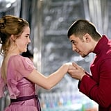 Hermione and Krum