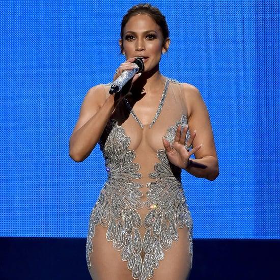 Jennifer Lopez's 2015 American Music Awards Best Moments