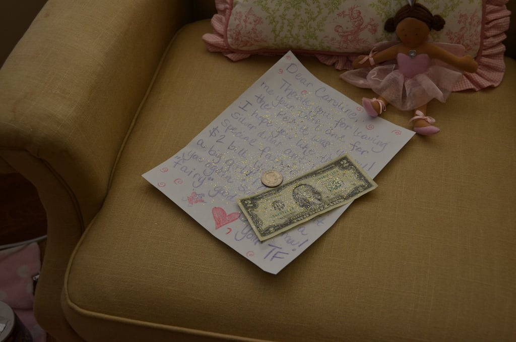 Hilarious (and Genius) Apology Notes From the Tooth Fairy