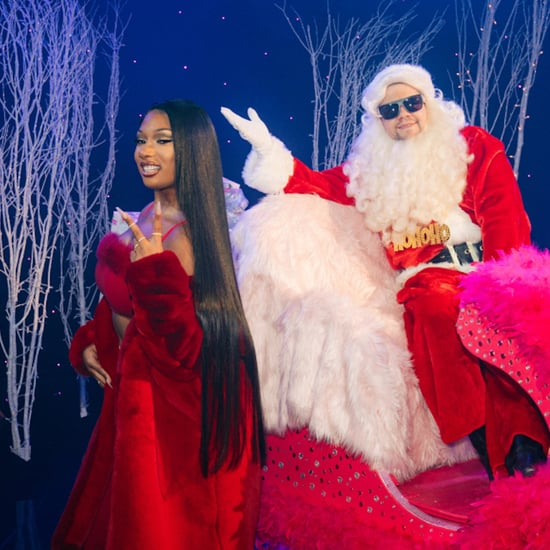"Watch Megan Thee Stallion, James Corden ""Savage Santa"" Remix"