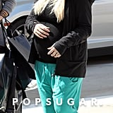 Jessica Simpson had a casual day in Beverly Hills.