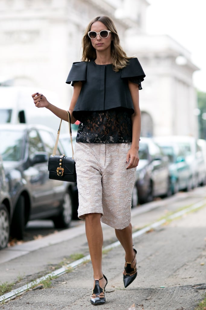 MFW Street Style Day 1