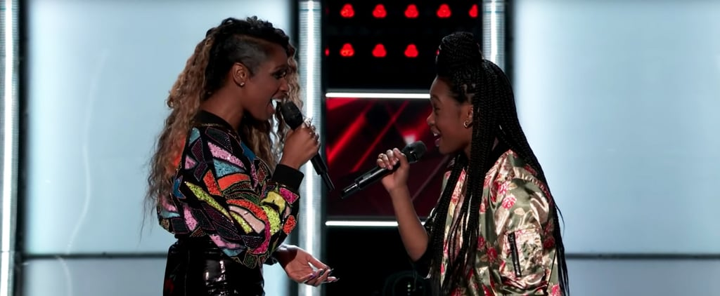 """Kennedy Holmes Singing Adele's """"Turning Tables"""" on The Voice"""