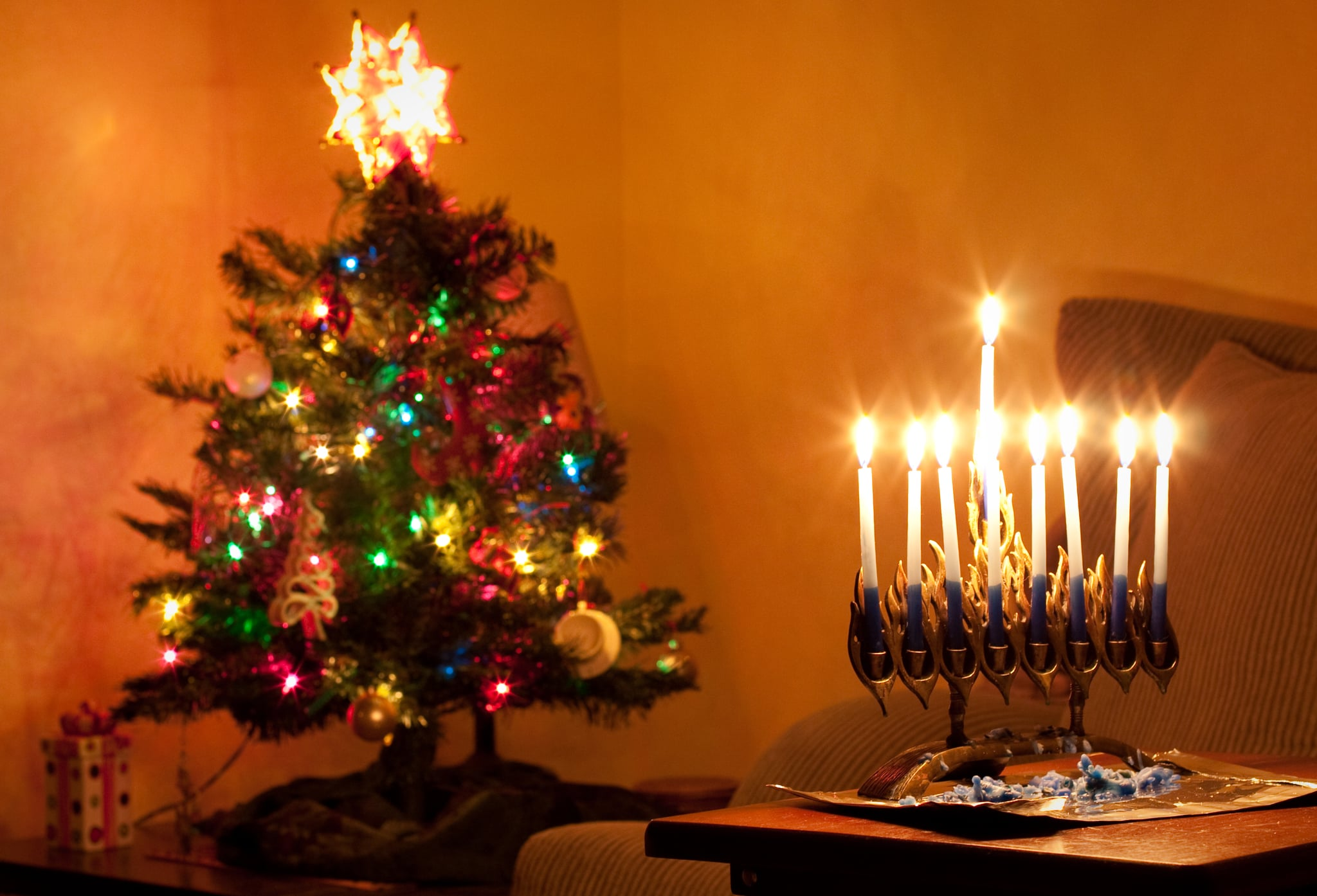 Budgeting Christmas and Hanukkah | POPSUGAR Moms