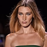 Bella Hadid's Longer Blond Hair at the Brandon Maxwell Show During New York Fashion Week