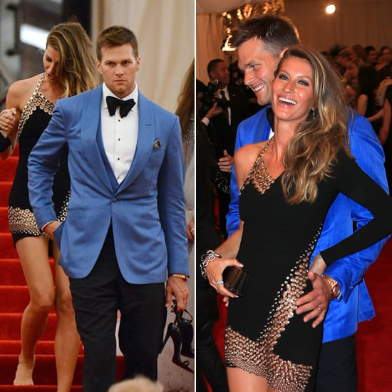 Gisele Goes Barefoot to End Loved Up Met Gala With Tom Brady