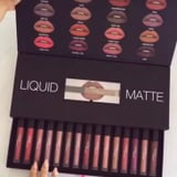 Holiday PSA: Huda Beauty Is Launching a Liquid Matte Vault!