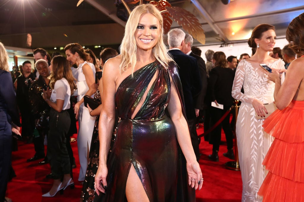 GOLD COAST, AUSTRALIA - JUNE 30: Sonia Kruger arrives at the 61st Annual TV WEEK Logie Awards at The Star Gold Coast on June 30, 2019 on the Gold Coast, Australia. (Photo by Jono Searle/Getty Images)