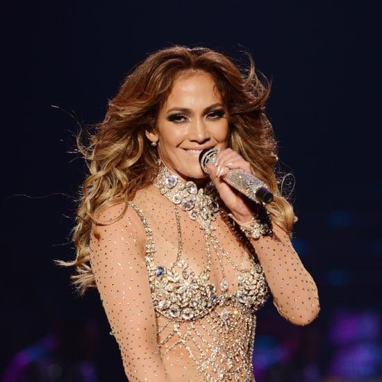 Jennifer Lopez Makeup Interview