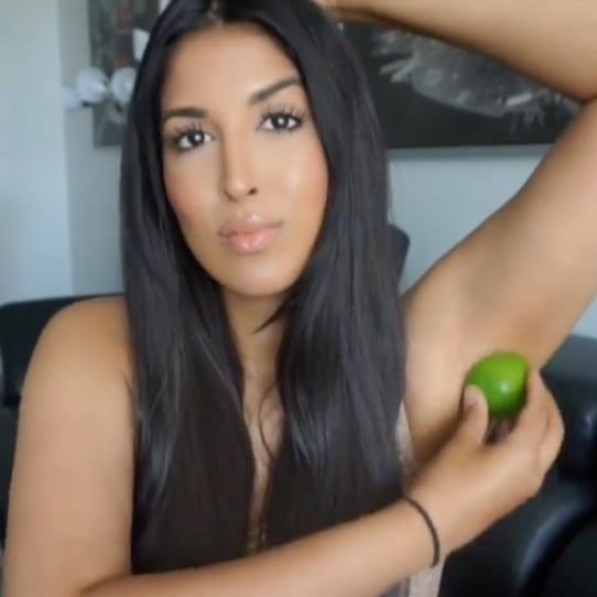 Can Lime Be Used as Deodorant?