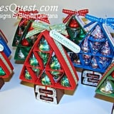 Hershey Kiss Christmas Tree