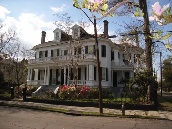 Benjamin Button's House for Sale in New Orleans