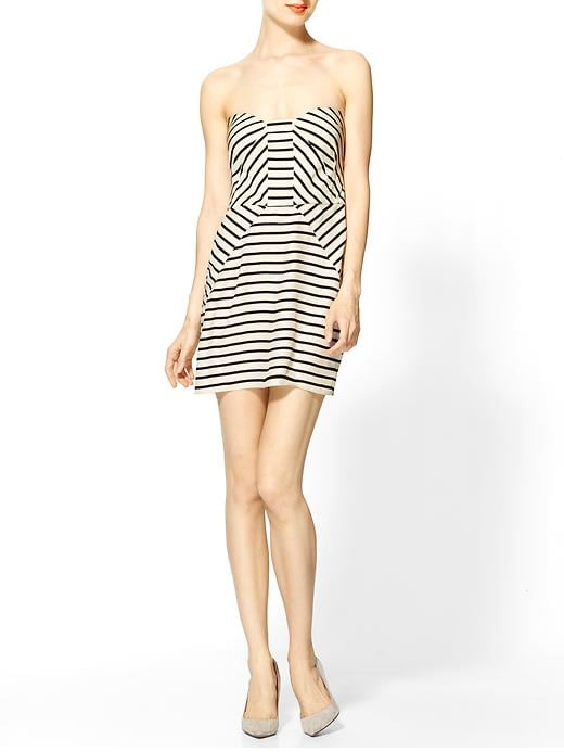 This little Parker strapless striped dress ($202, originally $253) isn't just perfect for cocktails; you can dress it down with flat sandals and a denim jacket for your weekend brunch routine, too.