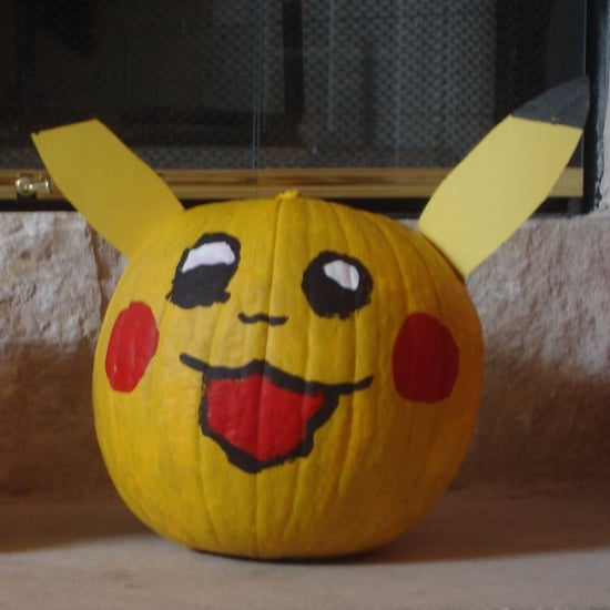 Pokemon Pumpkin Ideas