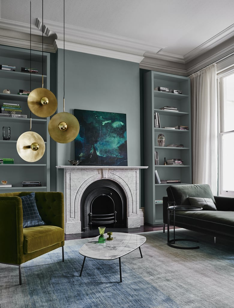 2018 paint colour trends popsugar home australia for Home wallpaper trends