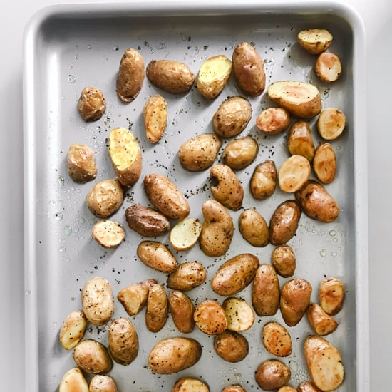 How to Roast Potatoes Quickly