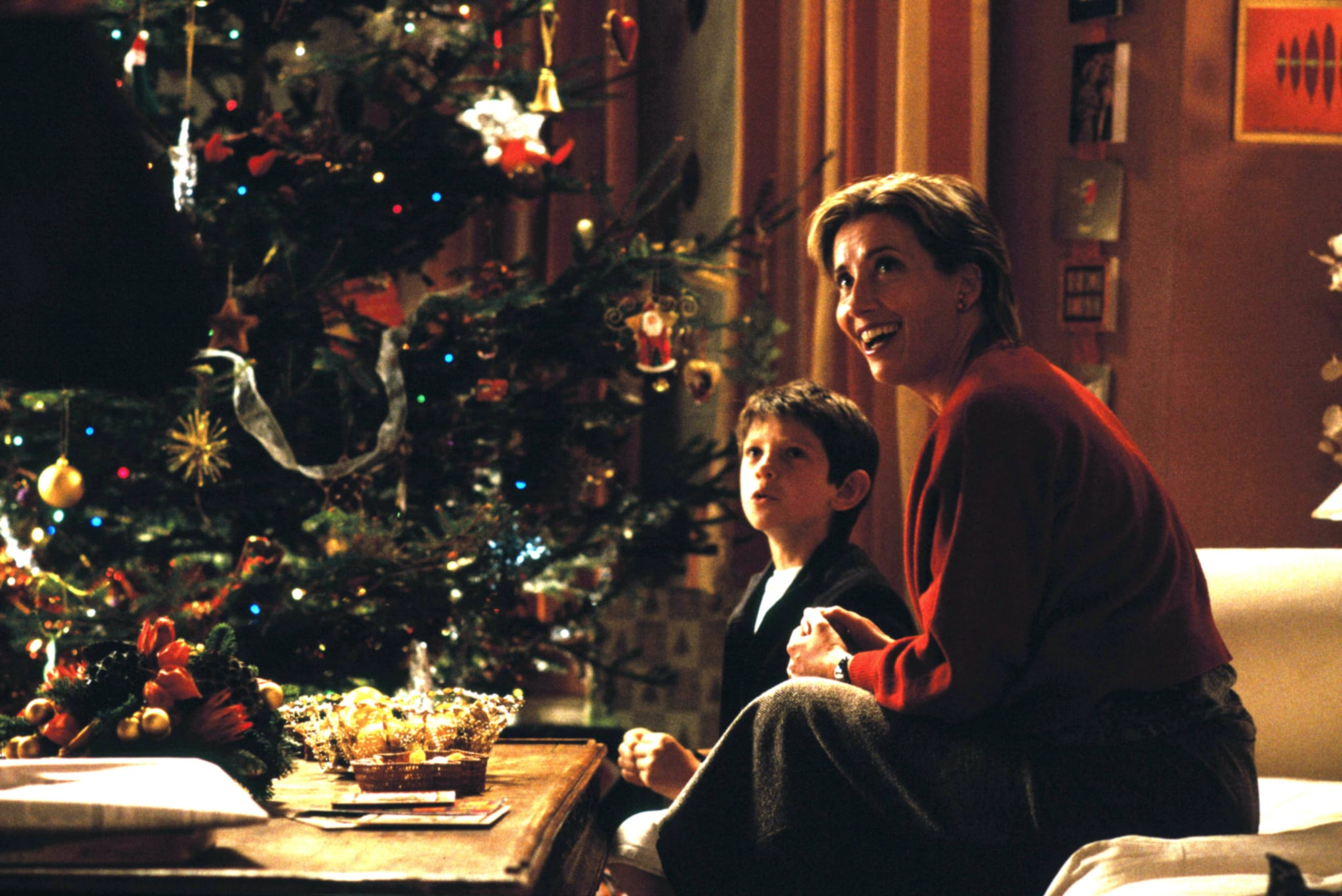 LOVE ACTUALLY, William Wadham, Emma Thompson, 2003, (c) Universal/courtesy Everett Collection