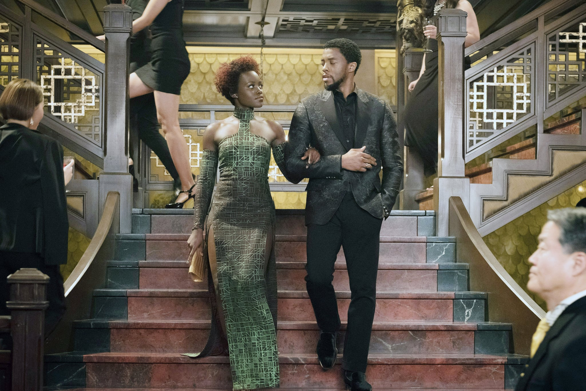 GOSSIP] Black Panther Crushes Titanic's 21-Year-Old Box