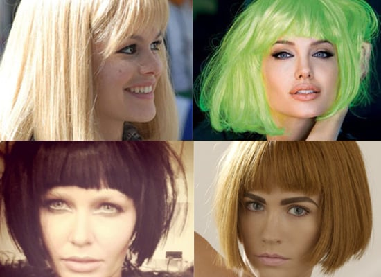 Getting Wiggy With It: 20 Celebs Who Love to Wear Wigs!