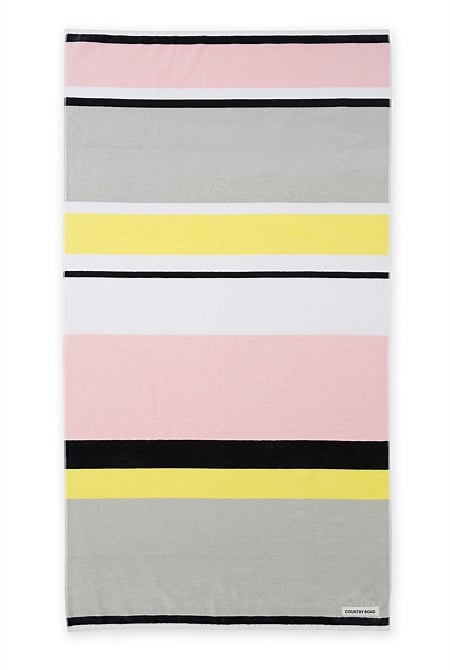 Country Road Lipson Beach Towel, $64.95