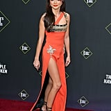 Sarah Hyland's Fausto Puglisi People's Choice Awards Dress