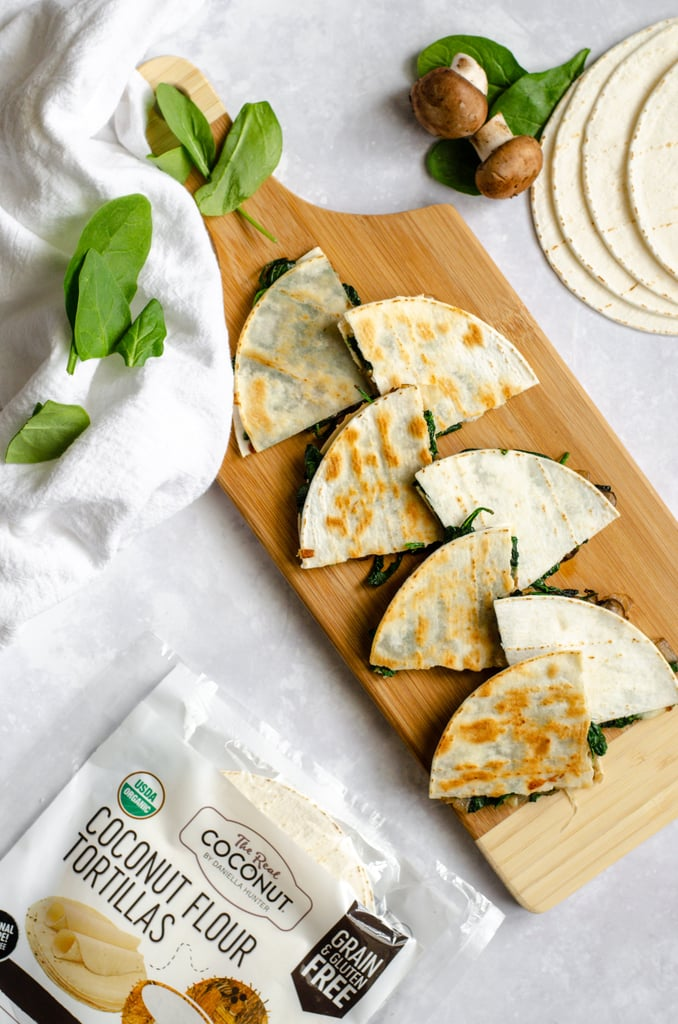 The Real Coconut Grain-Free Original Tortillas