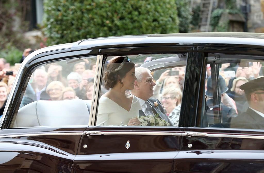 Princess Eugenie Wedding Pictures
